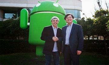 Google bán lại Motorola cho Lenovo