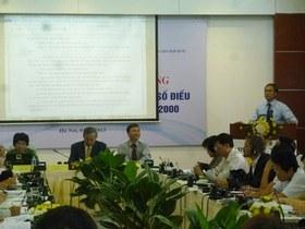 Hội nghị tham vấn công chúng về Dự thảo Luật sửa đổi, bổ sung Luật Hôn nhân và gia đình năm 2000