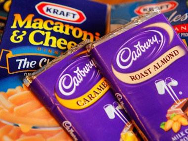 Sự kiện Kraft mua lại Cadbury