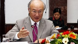 Tổng Giám đốc IAEA thăm Việt Nam