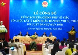 Sự cần thiết bổ sung các quy định về hợp đồng cộng đồng vào Bộ luật Dân sự năm 2015